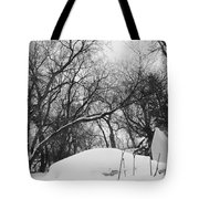 Off The River Tote Bag