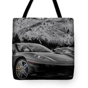 Off The Track Tote Bag