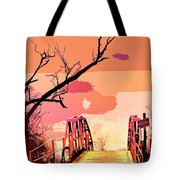 Off To See The Wizard Tote Bag