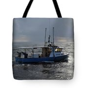 Off To Work Tote Bag