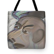 Offending Plate Tote Bag
