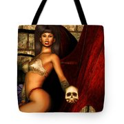 Offering Of Friendship Tote Bag