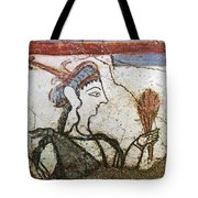 Offering Wheat Tote Bag