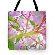 Office Art Botanical Hydrangea Flowers Giclee Art Prints Baslee Troutman Tote Bag
