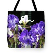 Office Art Prints Iris Flower Botanical Landscape 30 Giclee Prints Baslee Troutman Tote Bag
