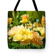 Office Art Rose Garden Giclee Prints Roses Baslee Troutman Tote Bag