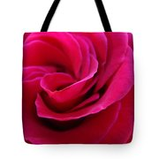 Office Art Rose Spiral Art Pink Roses Flowers Giclee Prints Baslee Troutman Tote Bag