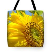 Office Art Sunflowers Giclee Art Prints Sun Flowers Baslee Troutman Tote Bag