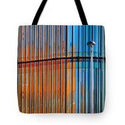 Office Colors Tote Bag