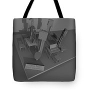 Office Four Tote Bag