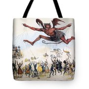 Office Hunters Of 1834: Tote Bag