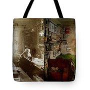 Office - Ole Tobias Olsen 1900 - Side By Side Tote Bag