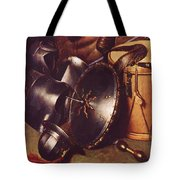 Officer Of The Marksman Society In Leiden Detail Tote Bag