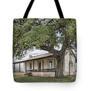 Officer's Quarters Tote Bag