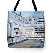 Offseason Tote Bag