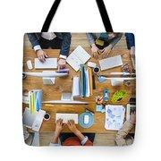Oficinas Compartidas Tote Bag