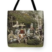 Ogawa, Kazumasa Sights And Scenes In Fair Japan. Tote Bag