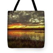 Ogi Sunset Tote Bag