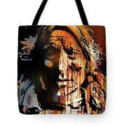 Oglala Warrior Tote Bag