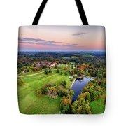 Oglebay Twilight Tote Bag