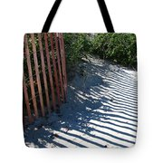 Ogunquit Shadows Tote Bag