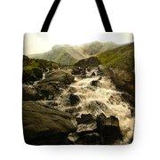 Ogwen Falls Tote Bag