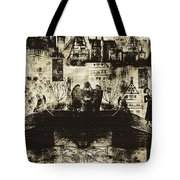 Oh Bosch Tote Bag