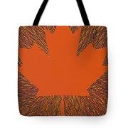 Oh Canada 5 Tote Bag