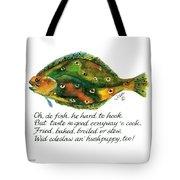 Oh De Fish Tote Bag