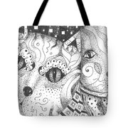 Oh Purr... Tote Bag