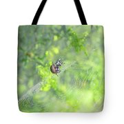Oh The Webs We Weave Tote Bag