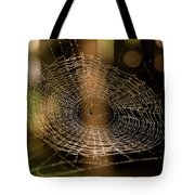 Oh What Tangled Webs.... Tote Bag