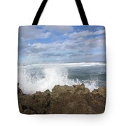 Ohau Splash Tote Bag