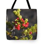 Ohelo Berries Tote Bag