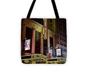 Ohio And State Theaters Tote Bag
