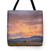 Ohio Pass Colorado Sunset Dsc07562 Tote Bag