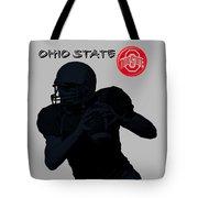 Ohio State Football Tote Bag