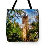 Ohio Wesleyan Chapel Tote Bag
