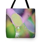Oil 3 Tote Bag