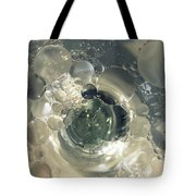 Oil Abstract Tote Bag