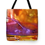 Oil And Water 14 Tote Bag