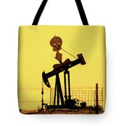 Oil Baron Tweety Tote Bag