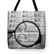 Oil Crisis, 1974 Tote Bag