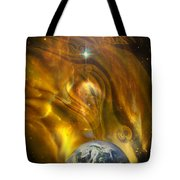 Oil From Heaven Tote Bag