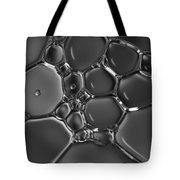Oil Mosaic Tote Bag