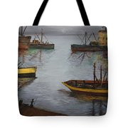 Oil Msc 024  Tote Bag