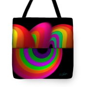 Oil On Water Tote Bag