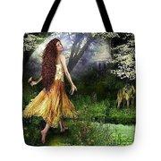 Oil Paintings Tote Bag