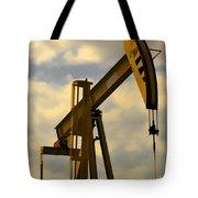 Oil Pumpjack II Tote Bag