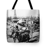 Oil: Texas, 1920 Tote Bag